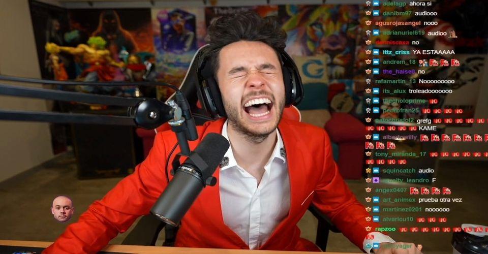 Twitch Streamer TheGrefg Breaks Viewership Record