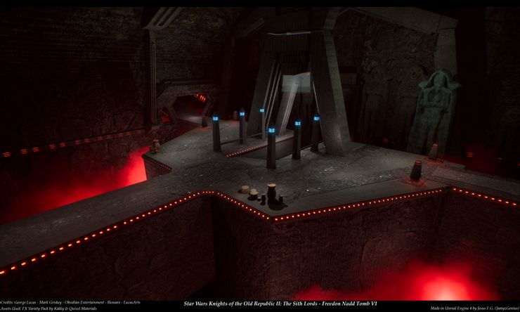 Star Wars Force and Destiny - The Perfect Setting For Your Sith Themed Adventure