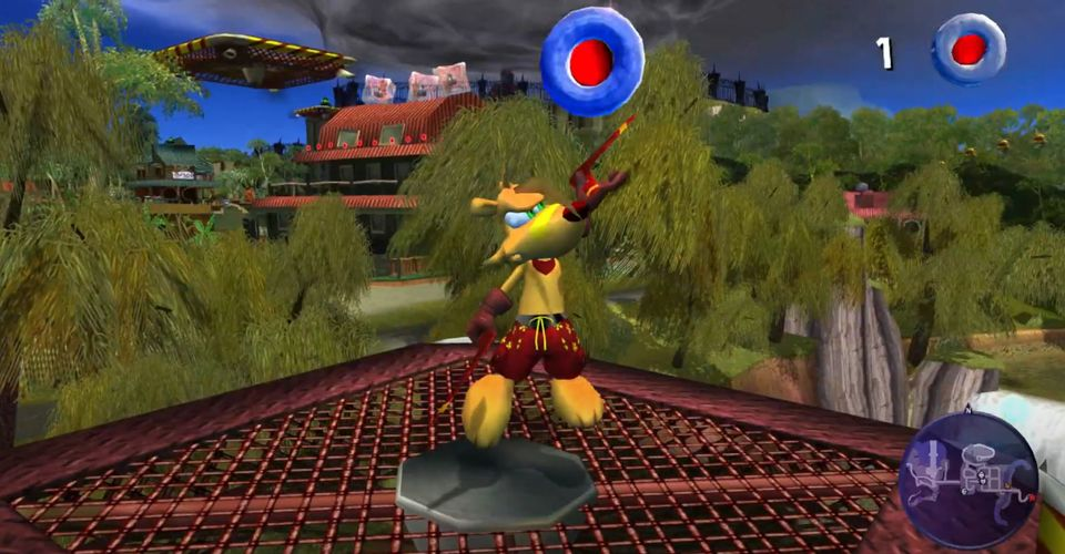 Ty the Tasmanian Tiger 2 Remaster Kickstarter Already Funded