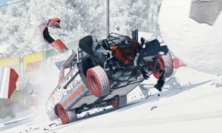 Wreckfest Update Adds Winter Fest Tournament