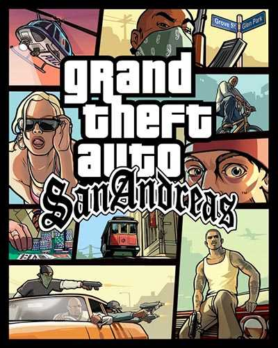 Grand Theft Auto San Andreas PC Game Free Download
