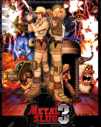 METAL SLUG 3 PC Latest Version Full Game Free Download