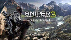 Sniper Ghost Warrior 3 iOS/APK Full Version Free Download