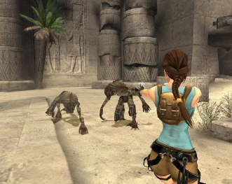 Tomb Raider Anniversary IOS Latest Version Free Download