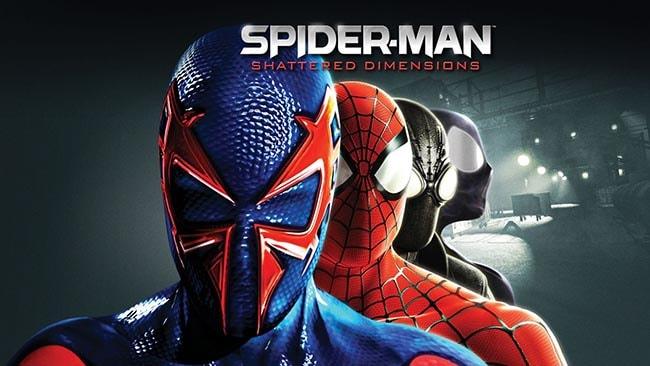 Spider-Man: Shattered Dimensions Free Mobile Download