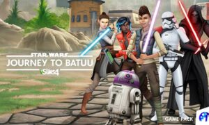 The Sims 4 Star Wars iOS/APK Free Download
