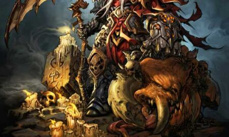 Darksiders 1 Android/iOS Mobile Version Full Game Free Download