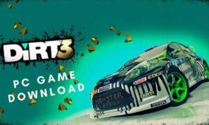 DiRT 3 PC Version Full Game Free Download