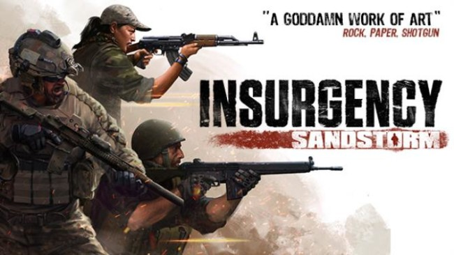 Insurgency: Sandstorm APK Version Full Game Free Download