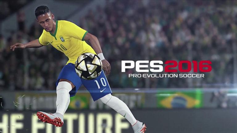 Pro Evolution Soccer 2016 iOS/APK Full Version Free Download