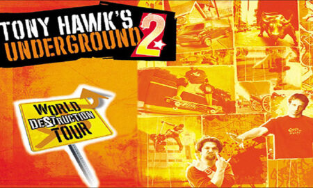 Tony Hawk's Underground 2 Full Mobile Game Free Download