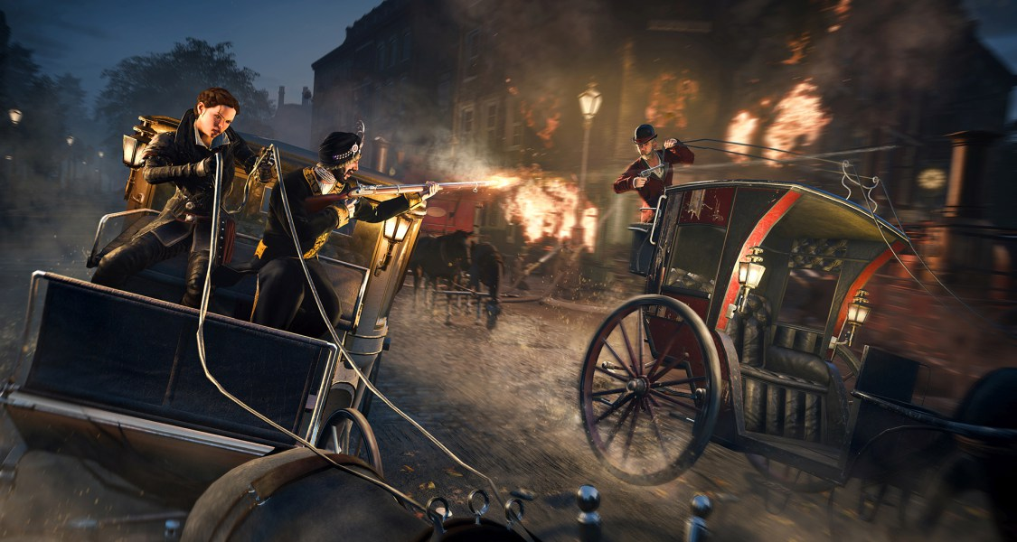 Assassin's Creed Syndicate The Last Maharaja iOS/APK Free Download