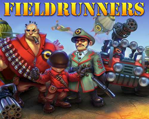 Fieldrunners Android/iOS Mobile Version Game Free Download