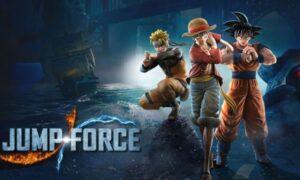 JUMP FORCE iOS/APK Version Full Game Free Download