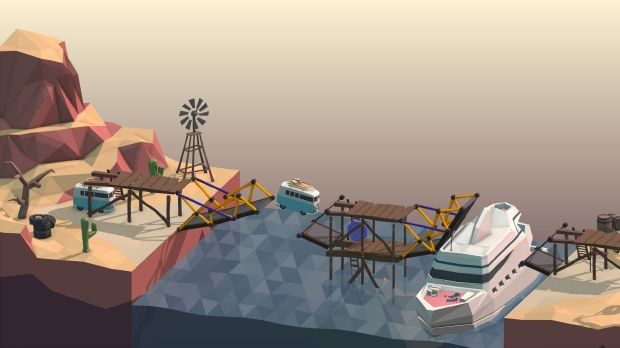 Poly Bridge PC Game Latest Version Free Download