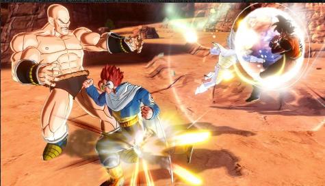 Dragon Ball Xenoverse PC Version Game Free Download