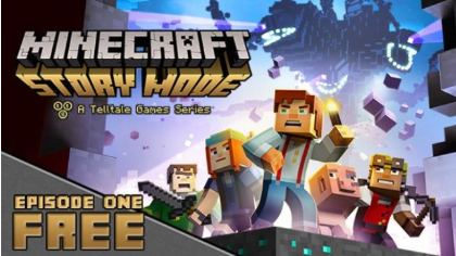 Minecraft: Story Mode A Telltale Games Series iOS/APK Free Download
