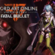 Sword Art Online Fatal Bullet iOS Version Free Download