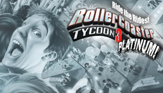 RollerCoaster Tycoon 3: Platinum PC Game Free Download