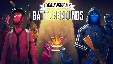 Totally Accurate Battlegrounds PC Full Version Free Download