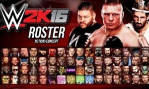WWE 2K16 PC Game Latest Version Free Download