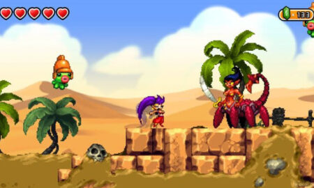 Shantae and the Pirate's Curse APK Version Free Download