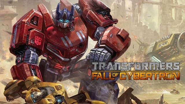 Transformers Fall of Cybertron APK Version Free Download