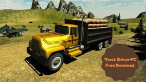 Truck Driver PC Latest Version Full Game Free Download