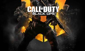 Call of Duty Black Ops 4 APK Version Free Download