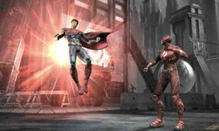 Injustice Gods Among Us PC Latest Version Free Download