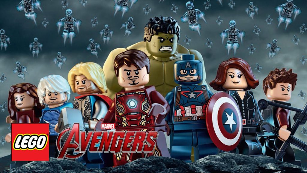 LEGO Marvel's Avengers iOS Latest Version Free Download