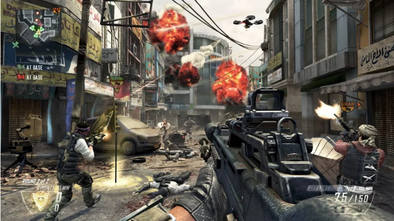 Call Of Duty Black Ops 2 Pc Version Game Free Download