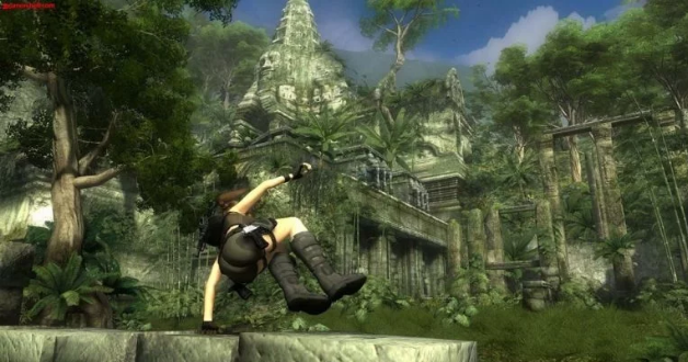 Tomb Raider Underworld PC Latest Version Free Download