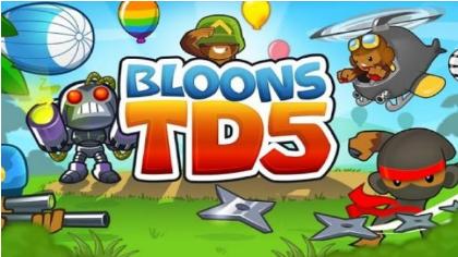 Bloons TD 5 PC Version Full Game Free Download
