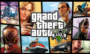 Grand Theft Auto V APK Latest Version Free Download