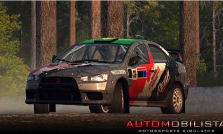Automobilista PC Game Latest Version Free Download