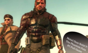 Metal Gear Solid V PC Version Full Game Free Download