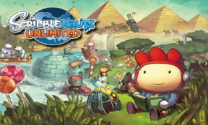 Scribblenauts Unlimited iOS Version Free Download