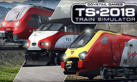 Train Simulator 2018 APK Version Free Download