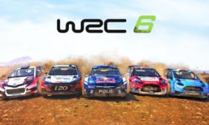 World Rally Championship 6 APK Version Free Download