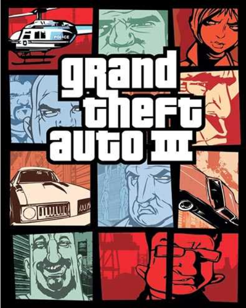 Grand Theft Auto III Free full pc game for download