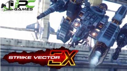 Strike Vector EX Free Download PC windows game