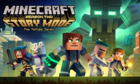 Minecraft: Story Mode – Season Two IOS/APK Download