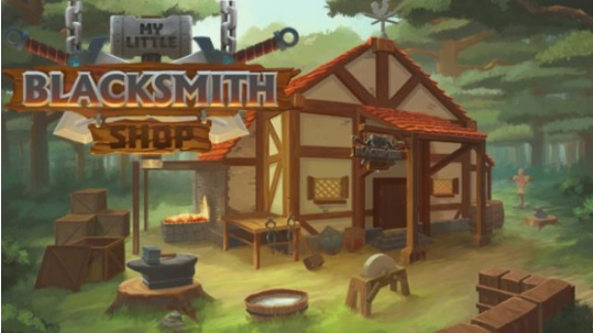 My Little Blacksmith Shop APK Download Latest Version For Android
