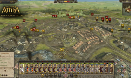Total War: Attila APK Mobile Full Version Free Download