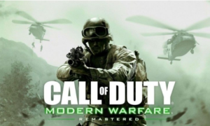 Call Of Duty Modern Warfare Remastered Game Download