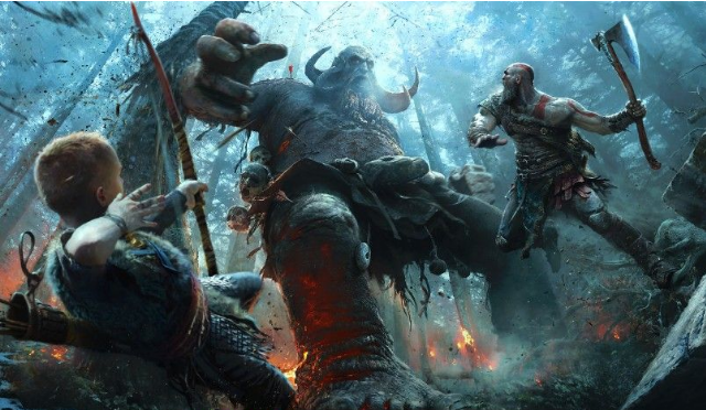 God of War PC Download free full game for windows