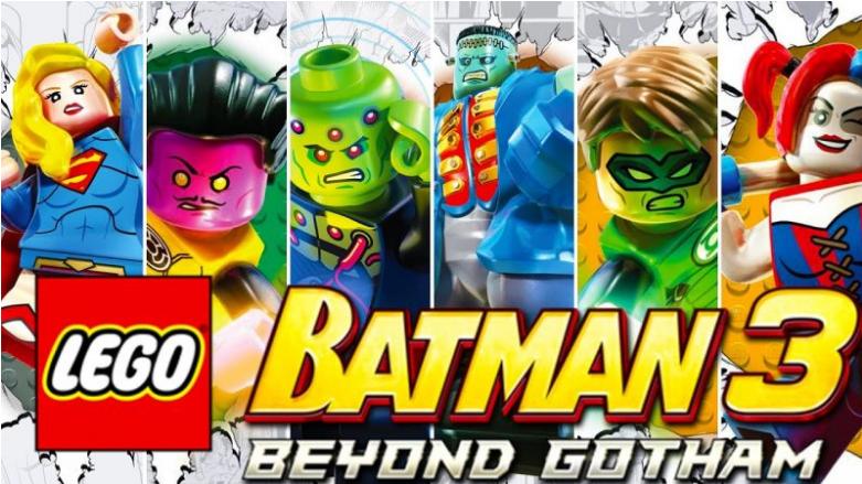 Lego Batman 3: Beyond Gotham PC Download Game for free