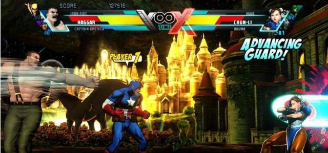 Ultimate Marvel vs Capcom 3 Full Version Mobile Game