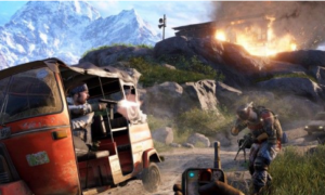 Far Cry 4 APK Download Latest Version For Android